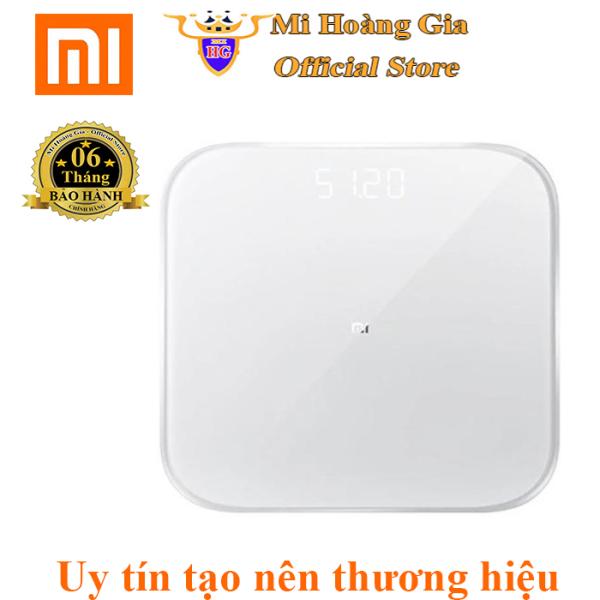 Cân Điện Tử Thông Minh Xiaomi Smart Scale 2 (White) - [Bản Quốc Tế]