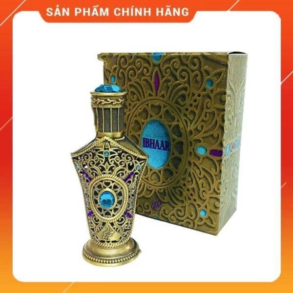 Tinh dầu nước hoa Dubai nam IBHAAR 18ml mạnh mẽ cá tính giá rẻ