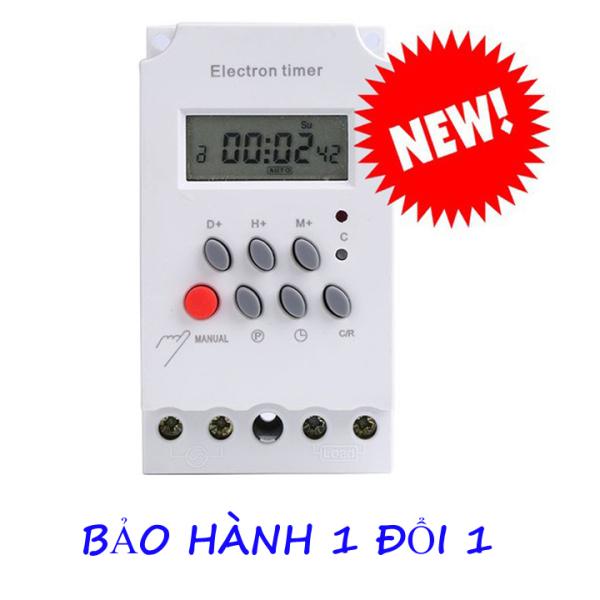 Bảng giá Bộ công tắc hẹn giờ tự động Kg316T-II/25A/220V, timer hẹn giờ điện tử bật tắt thiết bị điện