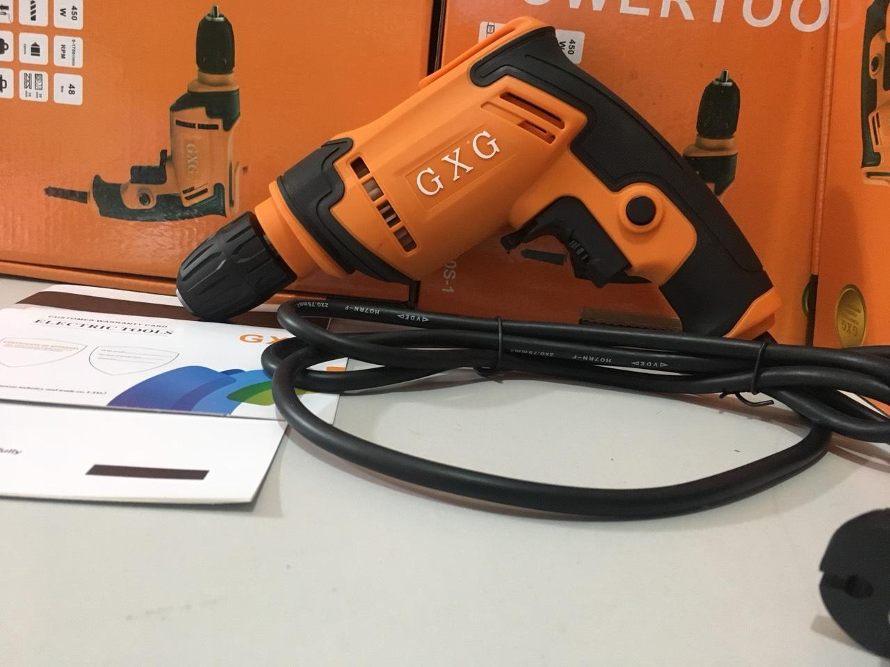 Máy khoan điện GXG 2020 10mm
