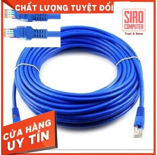 Bảng giá Dây mạng bấm sẵn 2 đầu RJ45 1.5m - 50m Phong Vũ