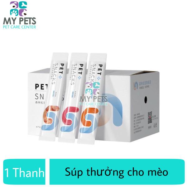 Súp thưởng cho mèo Pet snack - 1 Thanh X 15g