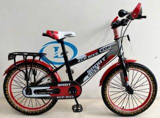 Xe đạp 18 inch nam KCP cho học sinh cấp 1 thumbnail