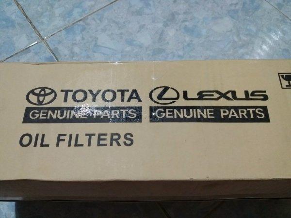 Lọc nhớt cho xe  HILUX , INNOVA , FORTUNER Hàng TOYOTA MOTOR THAILAND CO..LTD