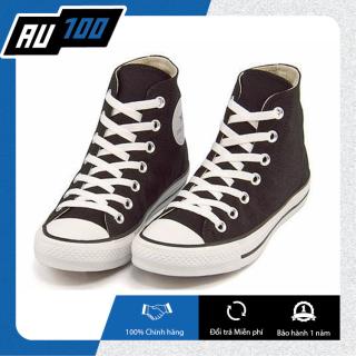 [AU100] giày converse nữ chính hãng cổ cao[ giày converse chính hãng thời trang] (Made in Vietnam) thumbnail