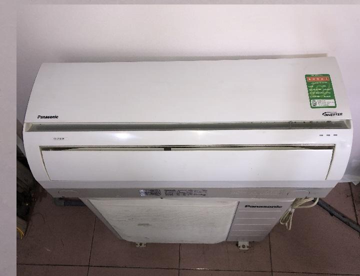Máy Lạnh Panasonic Inverter 1hp Plasma Ion Giá Siêu Rẻ