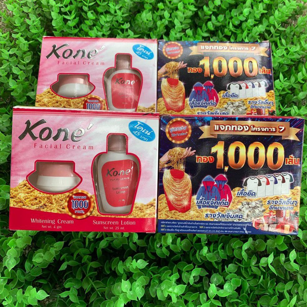 Kem Kone' Thái Lan - Kem Nám Tàn Nhang Facial Crea Kone Thái Lan 2in1 Với Giá Sốc