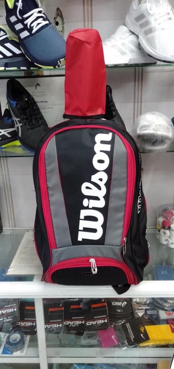 Bảng giá Bao balo tennis , cầu lông chất đẹp , fom to nhiều ngăn tiện dụng
