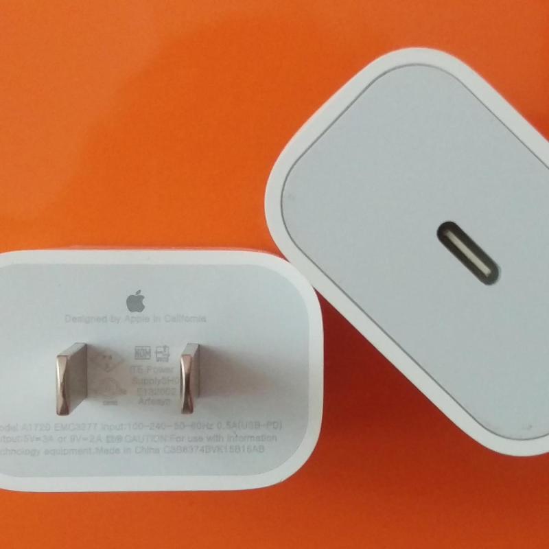 Giá Bộ Sạc Adapter 18W Sạc Nhanh Adapter Dành Cho iPhone X XS 11 11Pro Max Sạc iPad USB-C