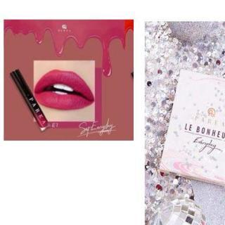 Tách lẻ 1 cây son Kem Parea Lipstick E1 Màu đỏ hồng thumbnail