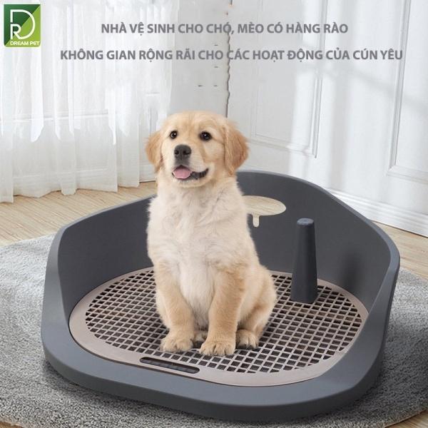 Khay Vệ Sinh Cho Chó [ New 2021 ] - Khay Huấn Luyện Chó Mèo Vệ Sinh Đúng Chỗ