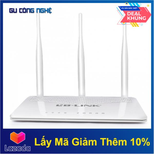 Bảng giá Bộ Phát Wifi Lb-Link Bl-Wr3000 3 Anten Xuyên Tườngdc217 Phong Vũ