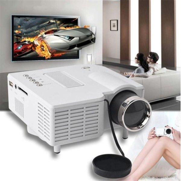 Bảng giá Máy Chiếu H-MENT UC28 + Mini Di Động 1080P HD, Máy Chiếu Phim Tại Nhà, Nâng Cấp Giao Diện HDMI, Thiết Bị Giải Trí Gia Đình, Trình Phát Đa Phương Tiện Phong Vũ