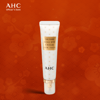 Kem Dưỡng Mắt và Mặt 2in1 AHC The Pure Real Eye Cream For Face (30ml) thumbnail