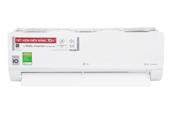 Bảng giá Điều hòa LG Inverter 1 chiều 12000BTU (1.5HP) V13ENS DUALCOOL