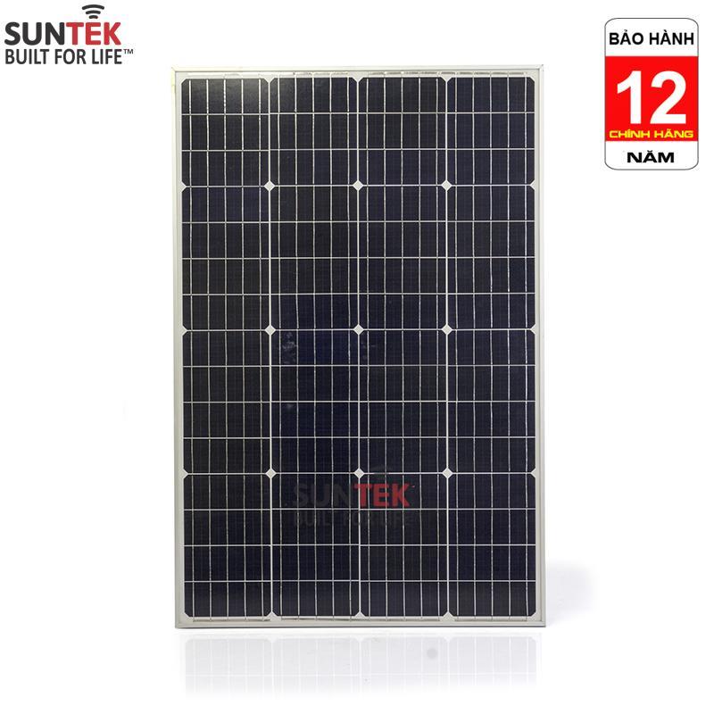 Tấm PIN năng lượng mặt trời SUNTEK Mono SS100 30V/100W
