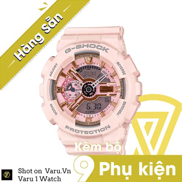 [Cao Cấp] Đồng hồ thể thao nam nữ G-Shock GMA-110MP-4A1 Full phụ kiện bán chạy