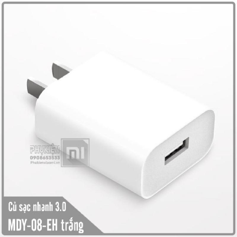 Củ Sạc Nhanh Xiaomi các loại 1 USB / 2 USB / USB-C - Quick Charge 2.0 / 3.0 / 4.0 / Power Delivery (PD) - 18W / 27W / 30W / 36W / 65W