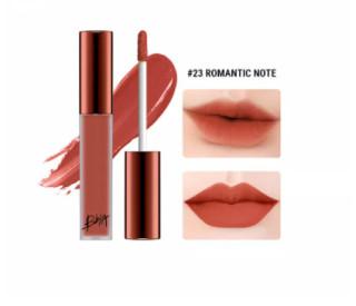 [ MUA 1 TẶNG 3 ] MÀU 23 Màu Cam Đất Ánh Đỏ SON KEM LÌ BBIA Last Velvet Lip Tint Version 5 5g ( 5 Màu ) thumbnail