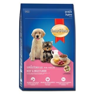 [HCM]Thức ăn cho chó con Smartheart Puppy Small Breed 1,3kg thumbnail