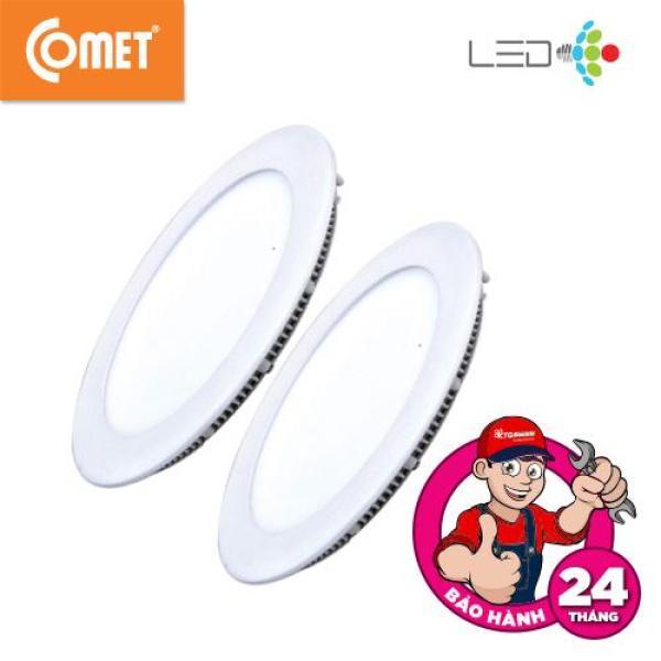 Đèn Led Âm Trần Siêu Mỏng TRÒN Fighter Comet 18W CD01F018