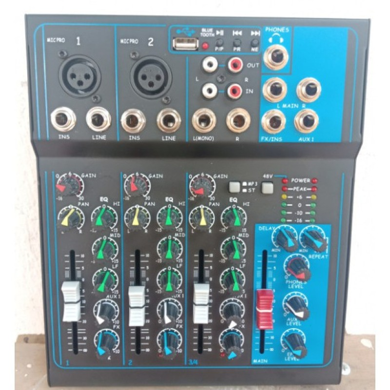 Bàn Mixer F4