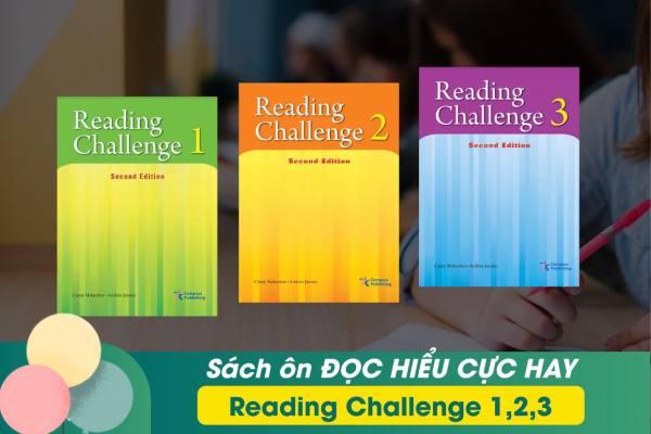 Reading Challenge - Sách đọc hiểu