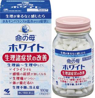 Viên uống điều hòa kinh nguyệt Kobayashi 180 viên Nhật Bản thumbnail