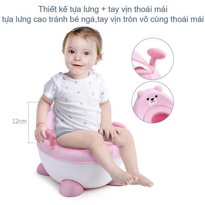 Bô vệ sinh cho bé-Bô cho bé đi vệ sinh