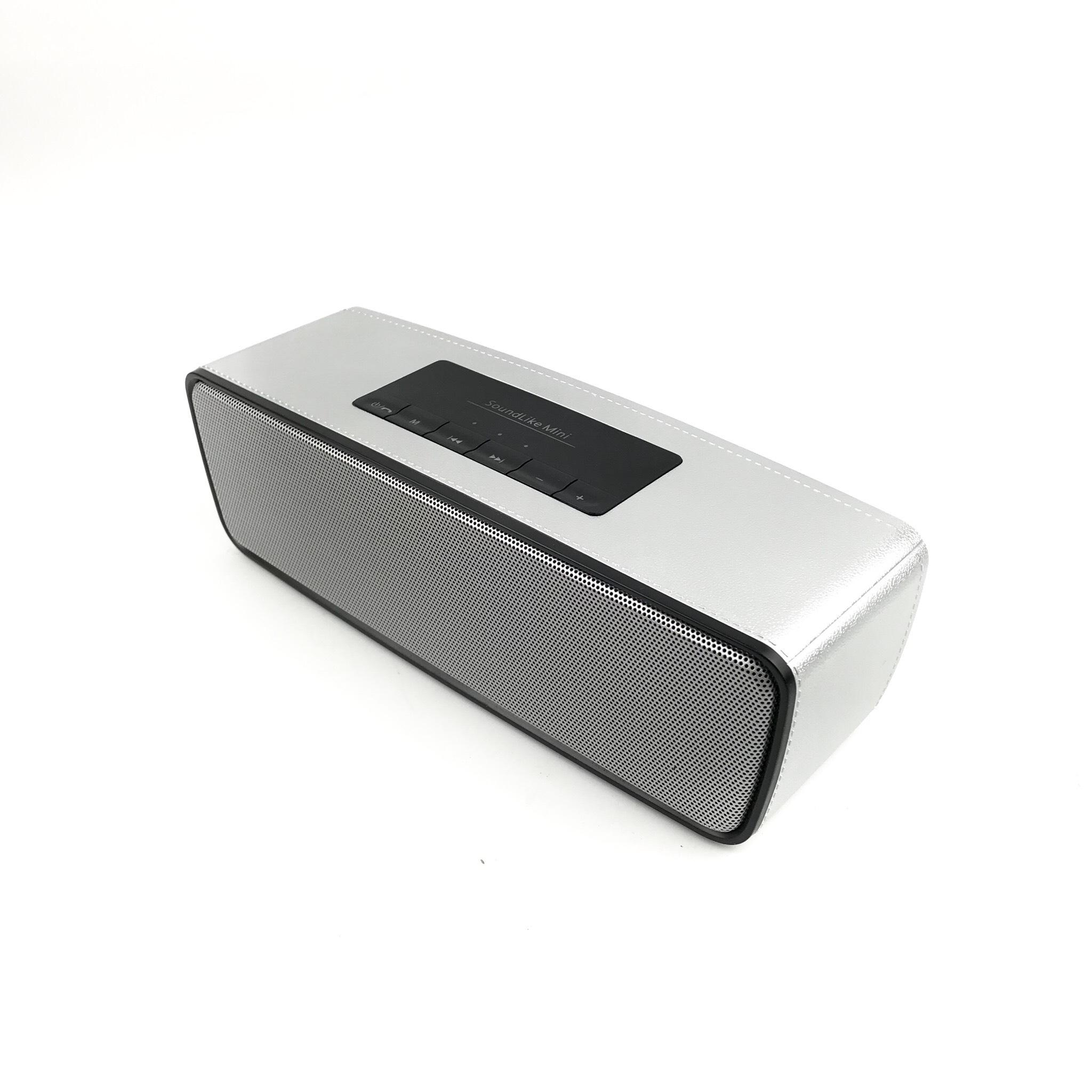 Loa Bluetooth GUTEK S2025 Vỏ Nhôm Sang Trọng, Loa Cầm Tay Không Dây Nghe Nhạc Âm Thanh Chất, Âm Bass...