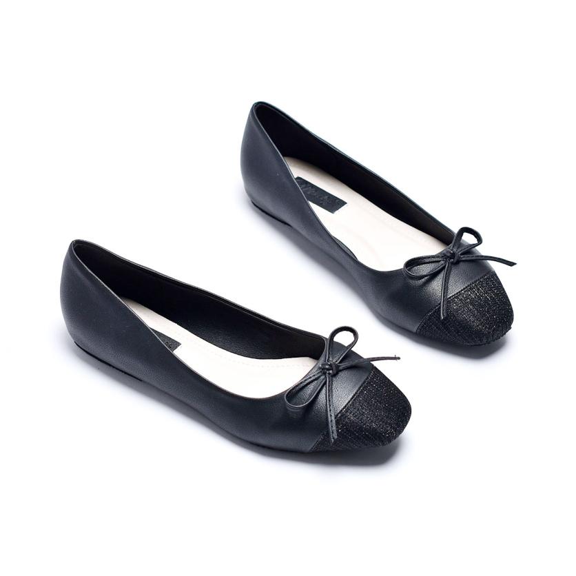 Giày búp bê mũi vuông Merly 1202 giá rẻ