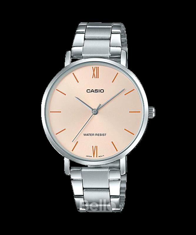 Đồng hồ Casio Nữ LTP-VT01D-4BUDF chính hãng giá rẻ - Bảo hành 1 năm - Pin trọn đời