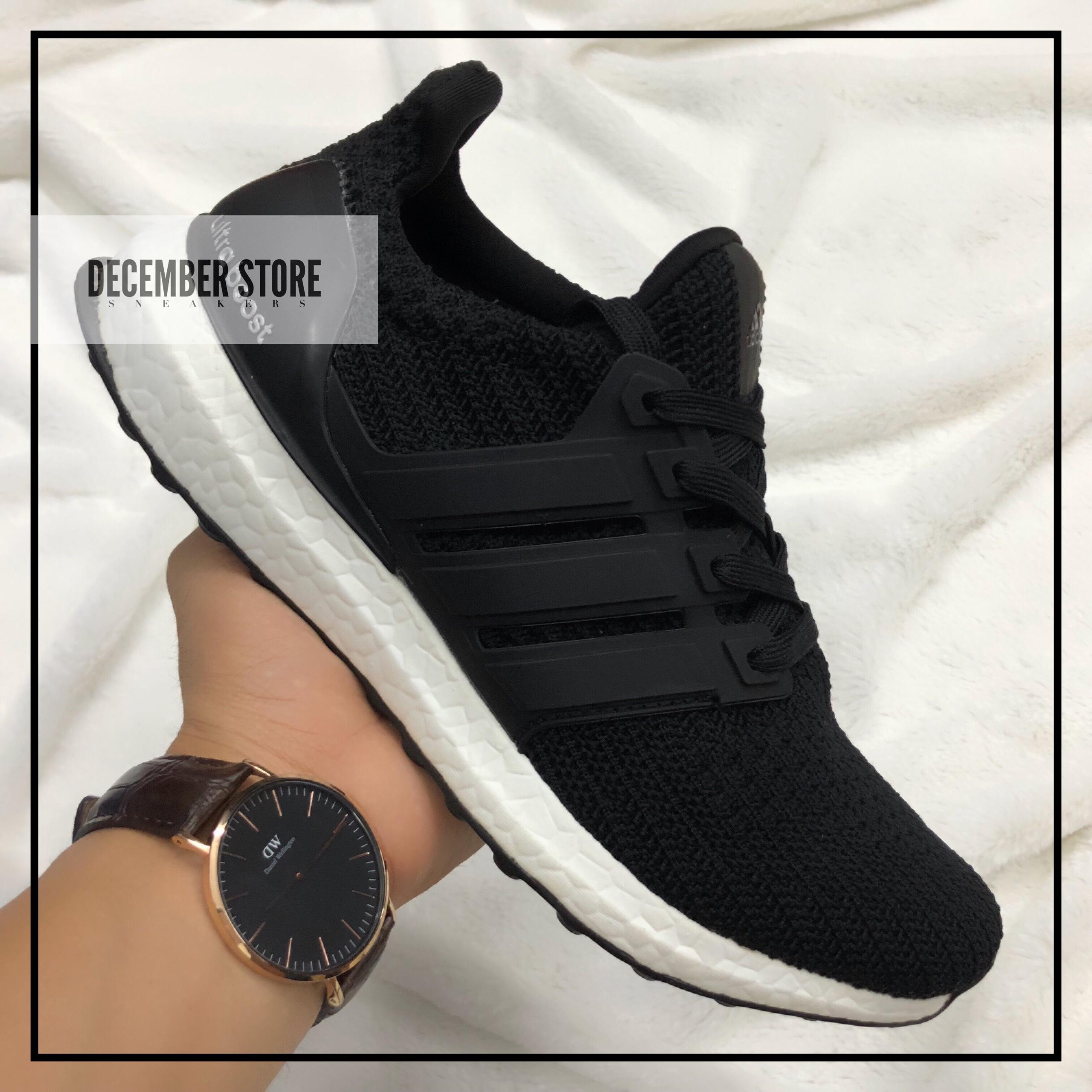 Giày Thể Thao ULTRA BOOST 4.0, Màu Đen