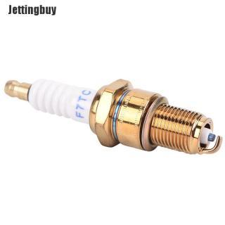 Jettingbuy Bugi Mạ Vàng Fanghui F7tc Cho Các Bộ Phận Động Cơ Xăng thumbnail