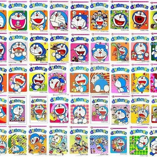 Mua Bộ Doraemon - truyện ngắn 45 tập