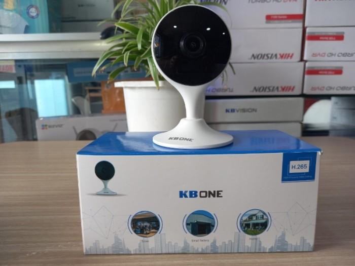 Camera IP WIFI KBone KN-H21W ( 2.0MP ) -Camera giám sát an ninh không dây | Lazada.vn