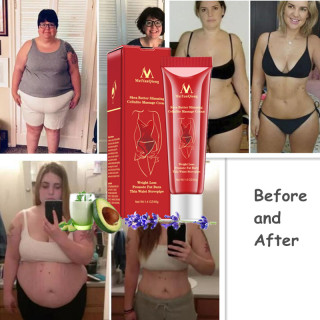 kem đốt mỡ Eo & bụng Kem Body Slimming Cream giảm béo Fat Burning Giảm Cân an toàn tự nhiên ProductsThin eo mỏng đùi nạc ,thon gọn toàn thân thumbnail