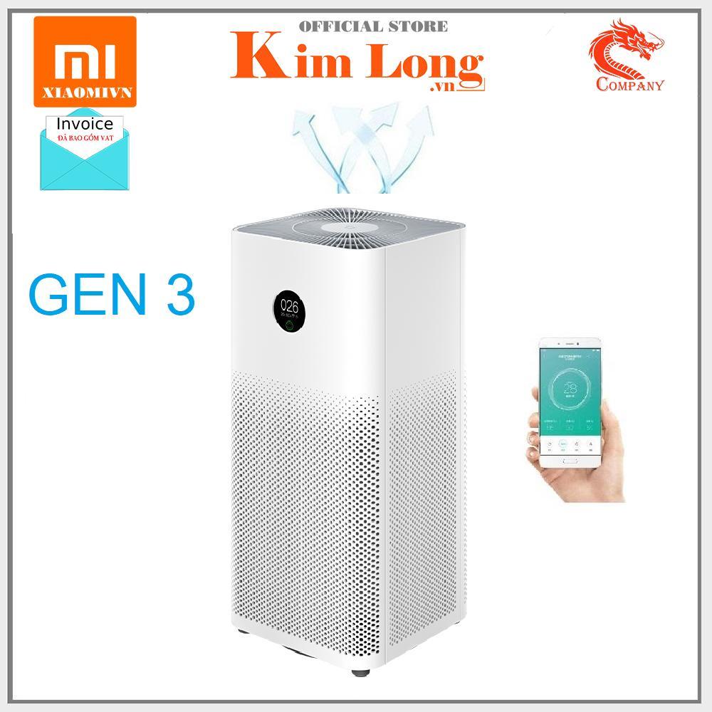 Bảng giá [Bảo hành 12 tháng] Máy lọc không khí Xiaomi Gen 3 H Mi Air Purifier thanh lọc không khí, khử mùi - Bản quốc tế