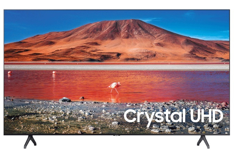 Smart Tivi 4K Samsung 55 inch 55TU7000 Crystal UHD chính hãng