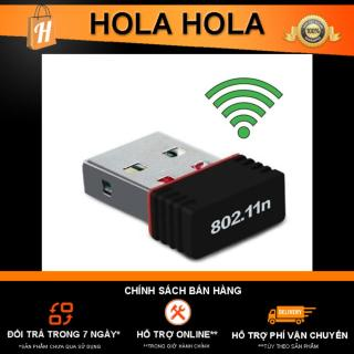 [HCM]USB thu Wifi Detek màu Đen thumbnail