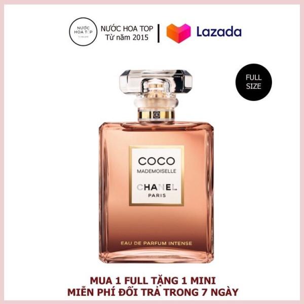 Nước hoa Chanel Coco Mademoisell Intense EDP chính hãng lưu hương 12h