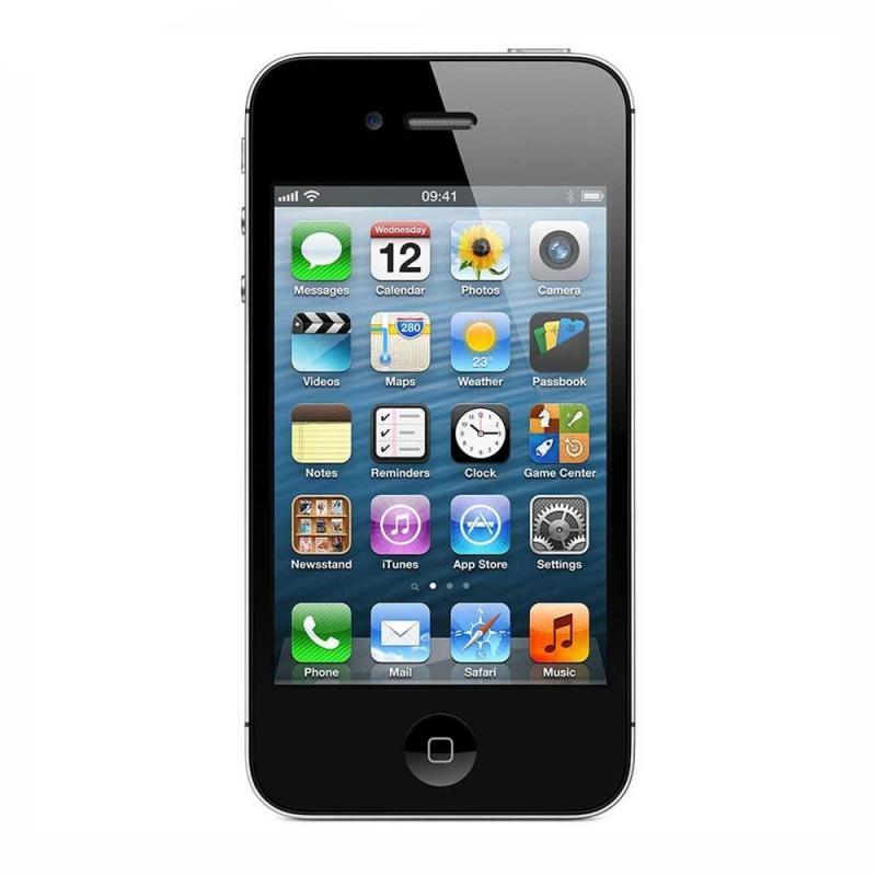 Điện thoại giá rẻ IPHONE 4S - 16GB - Bảo hành 1T