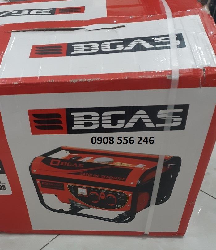 Máy Phát Điện Có Đề 2KW BGA-2500E