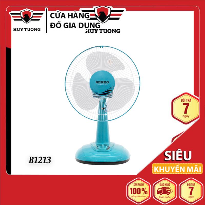 Quạt điện để bàn Senko ( BH động cơ 1 năm ) B1213 - Huy Tưởng