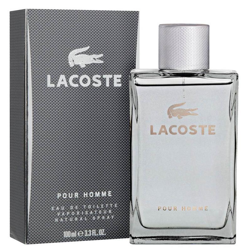 Nước hoa nam LACOSTE Pour Homme Eau De Toilette 100ml