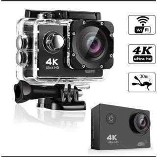 Camera hành trình chống nước 4K Ultra HD DV, kết nối WIFI, Góc Quay Rộng 170 Độ, Hình Ảnh Sắc Nét, Bảo Hành 12 tháng. thumbnail