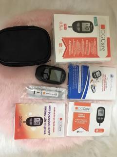 Máy đo đường huyết cá nhân OGCare - Bảo hành trọn đời thumbnail