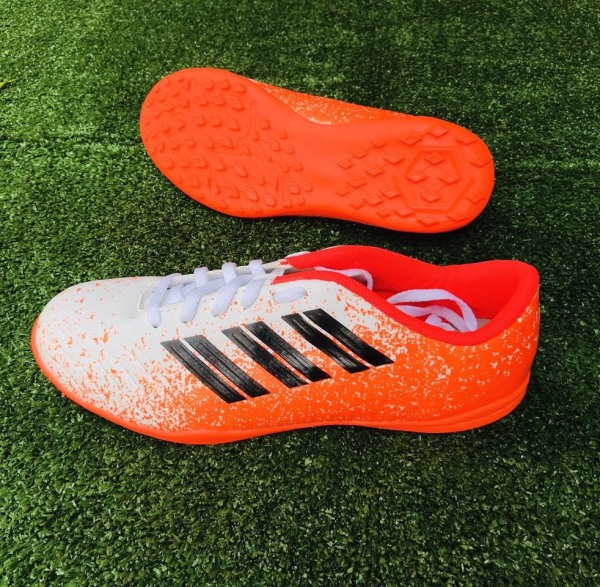Giày đá bóng,giày đá banh sân cỏ nhân tạo đã khâu đế