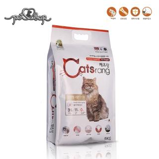 Thức ăn cho mèo - hạt catsrang cho mèo đảm bảo đủ cân, là dòng sản phẩm thức ăn hạt chuyên dành cho mèo đang rất được ưa chuộng trên thị trường hiện nay thumbnail