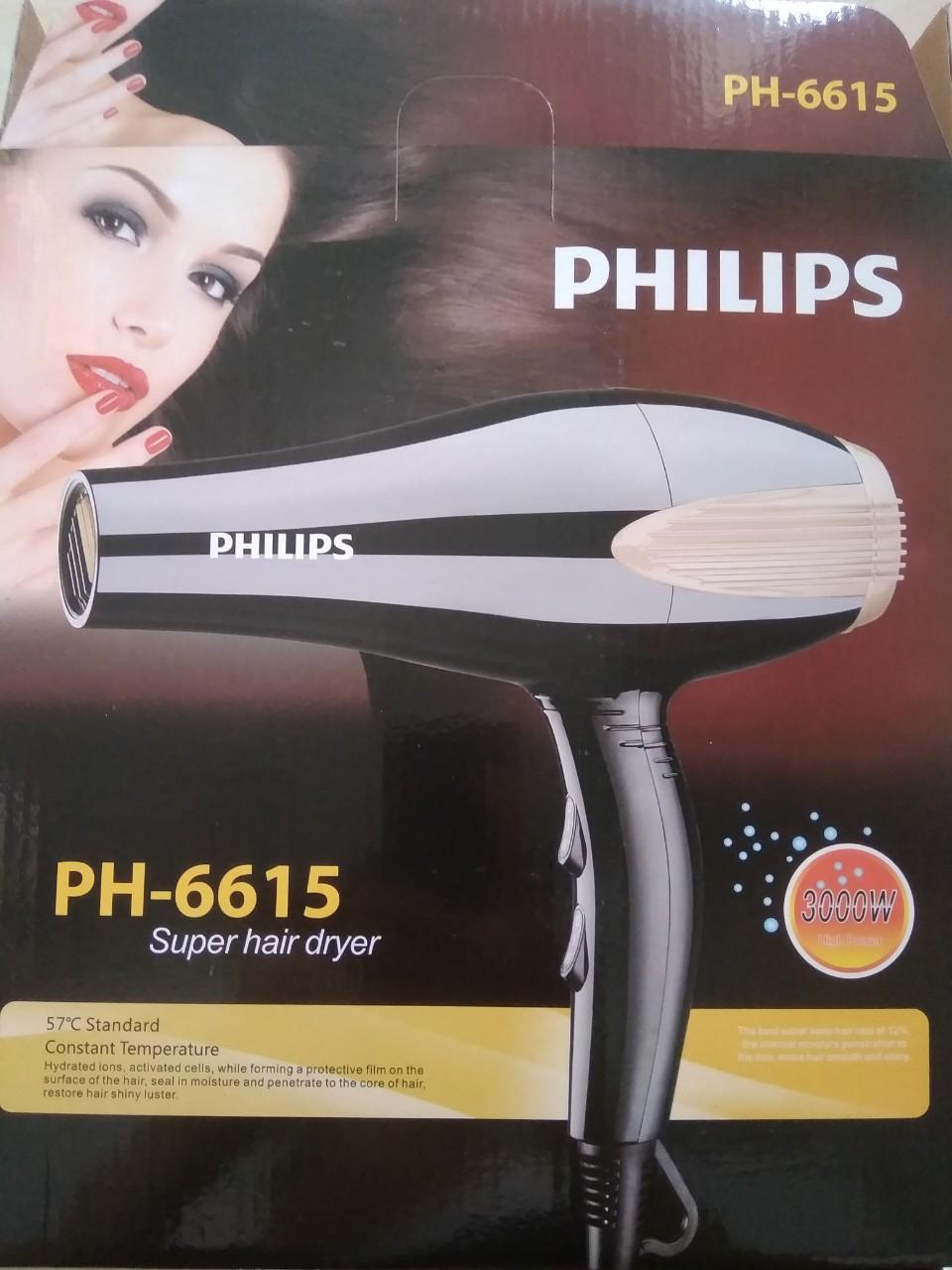 Máy sấy tóc Philips 6615 công suất 3000W chính hãng